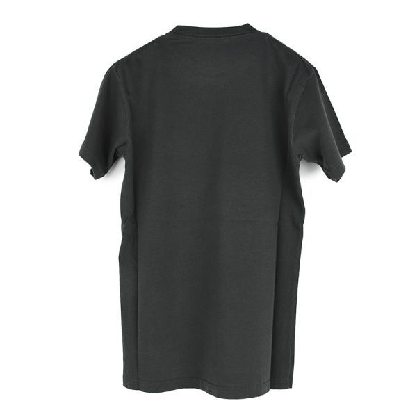 BALENCIAGA バレンシアガ レディース ウォッシュブラック半袖Tシャツ イタリア正規品 556107 TYK28 1055 新品