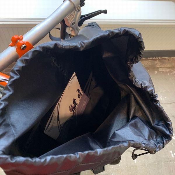 秀岳荘オリジナル サイクルトートバッグ(自転車用品)※受注生産品になります|shugakuso|03
