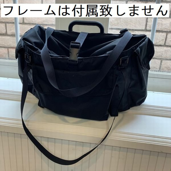 秀岳荘オリジナル サイクルトートバッグ(自転車用品)※受注生産品になります|shugakuso|06