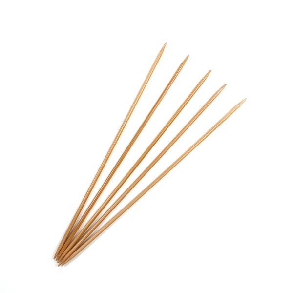 マミー 短5本針 20cm 単品 6号・7号・8号・9号・10号|棒針 編み針 トーカイ