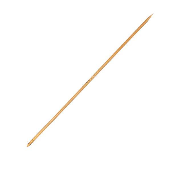 編み物 あみ針 マミー 硬質アフガン針 35cm 単品 6〜10号 | 手芸 ハンドメイド トーカイ