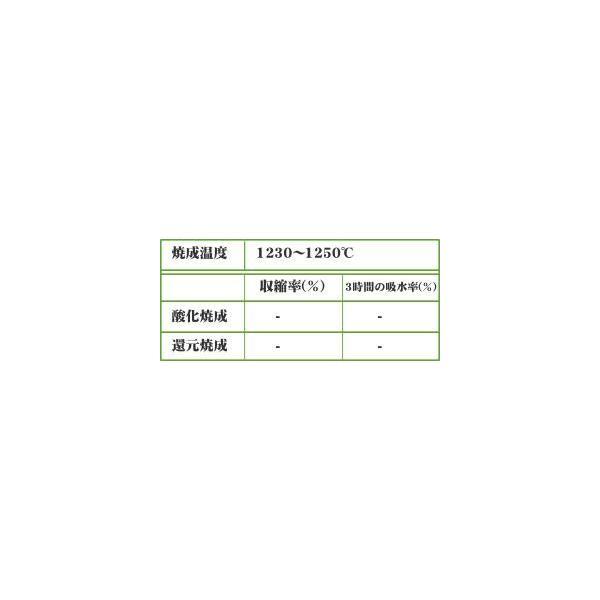 陶芸 粘土 楽白 20kg|shugale1|02