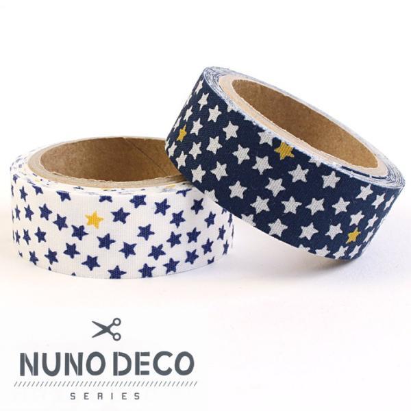 NUNO DECO TAPE 15 ちいさなスター