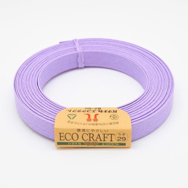 クラフト エコクラフト エコクラフトテープ 【5m巻】 29 藤 テープ 材料 クラフトテープ