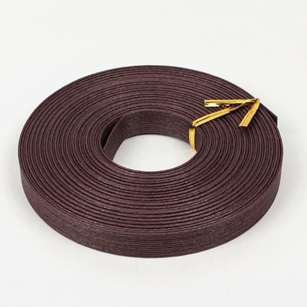エコクラフト あみんぐテープ 【10m巻】 107 コーヒー|アミングテープ エコクラフトテープ 紙バンド トーカイ