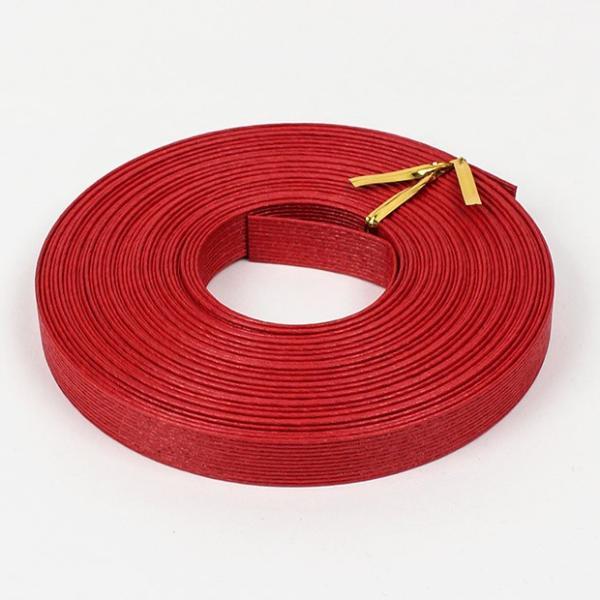 エコクラフト あみんぐテープ 【10m巻】 108 ダークレッド|アミングテープ エコクラフトテープ 紙バンド トーカイ