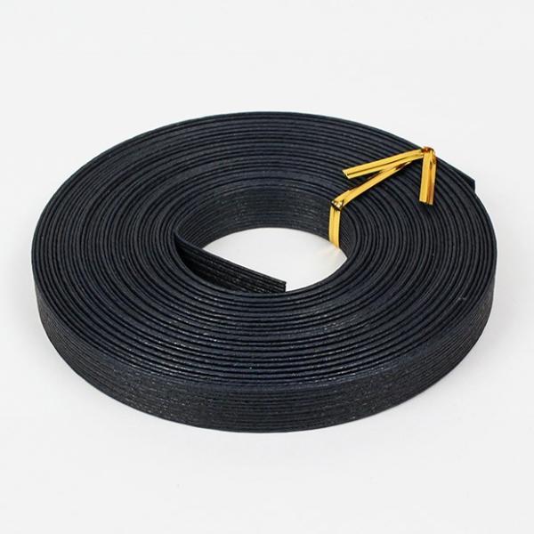 エコクラフト あみんぐテープ 【10m巻】 124 渋紺 アミングテープ エコクラフトテープ 紙バンド トーカイ