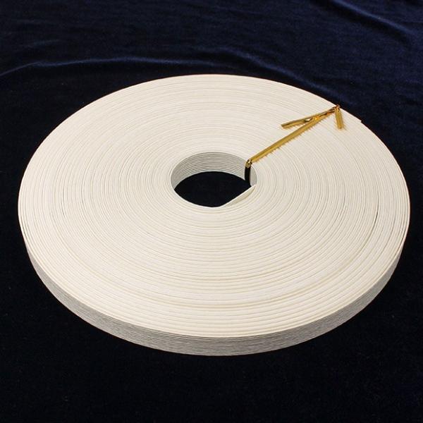 エコクラフト あみんぐテープ 【30m巻】 302 白|アミングテープ エコクラフトテープ 紙バンド トーカイ