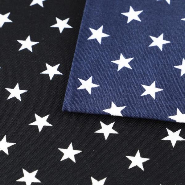 プディング スター ダークカラー オックス (1m単位)|切売り 生地 布 布地 綿 コットン 綿100% 星 男の子 入園 入学 トーカイ