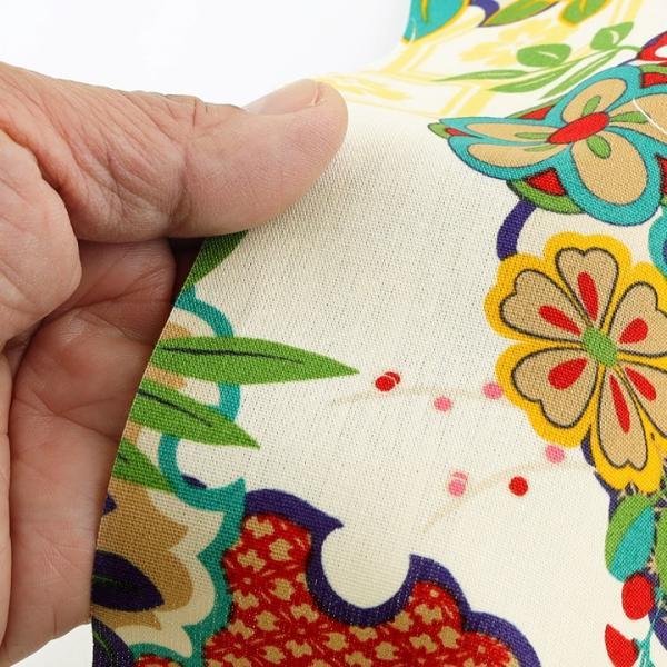 彩華物語 古典 CB (1m単位) 切売り 生地 布 布地 綿 コットン 綿100 和柄 和風 伝統文様 shugale1 05