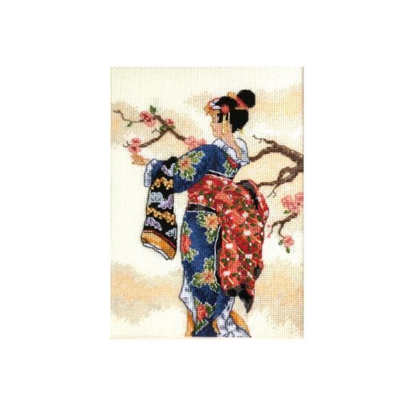 刺繍 Dimensions Mai|刺しゅうキット クロスステッチ GOLDCOLLECTION PETITES|shugale1
