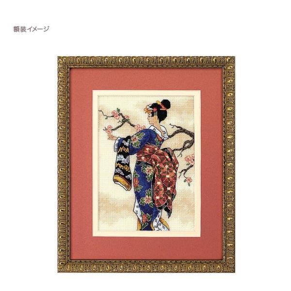 刺繍 Dimensions Mai|刺しゅうキット クロスステッチ GOLDCOLLECTION PETITES|shugale1|03