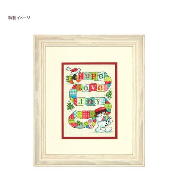 刺繍 Dimensions Spread the Joy|刺しゅうキット クロスステッチ|shugale1|03