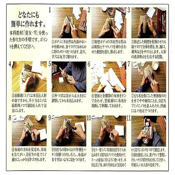 干支 木目込み 手作り  置物 子(ねずみ) ちりめん キット 福まりねずみ|shugeiya|02