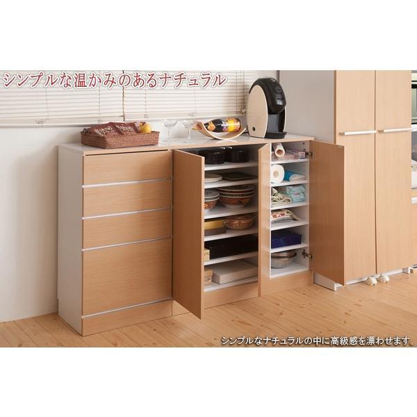 カウンター下収納 おしゃれ 薄型 キッチン収納 幅60cm 奥行30cm|shuno-kagu|04