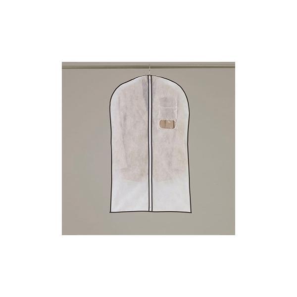 洋服カバー センターファスナーカバー S 3枚入|shuno-su