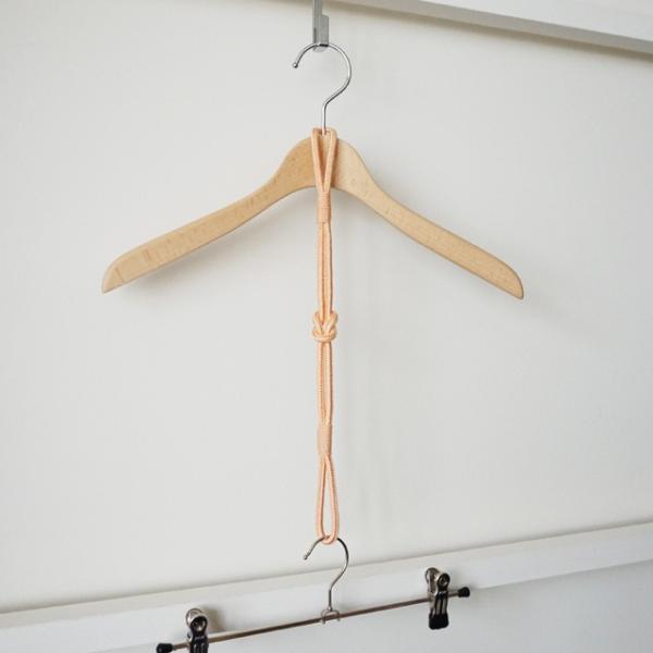 コーディネートロープ 10本までメール便可 ※在庫一掃のための最終価格/コーディネートセット セットアップコーデ スーツ収納  スタイリング スタイリスト|shuno-su