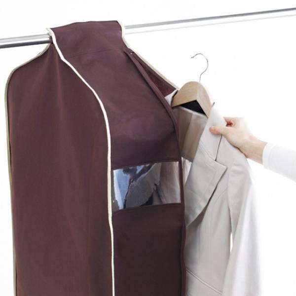 洋服カバー パーソナルクローク サイズ110 4-5枚まとめて収納|shuno-su|05