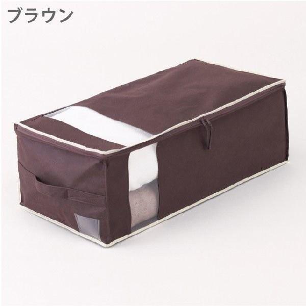 完売御礼・再入荷はございません。毛布 収納袋 布団収納ケース 毛布ケース 毛布や薄手の布団など収納 ブランケットケース|shuno-su|02