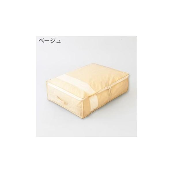 まもなく完売・再入荷はございません。 布団 収納袋 布団収納ケース 羽毛布団もすっきり収納 掛布団ケース|shuno-su|03