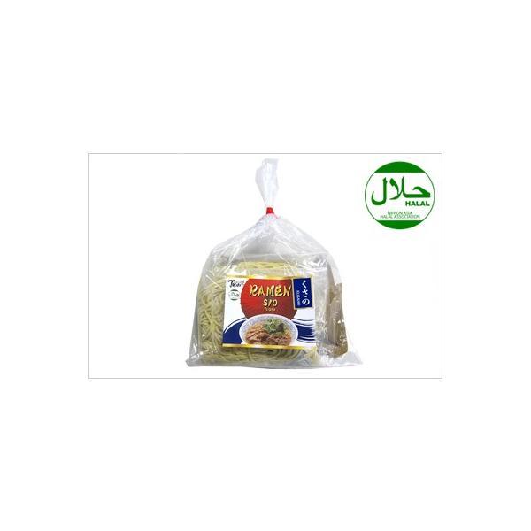 ハラール 塩ラーメン(1袋2食)|shusui-store|02