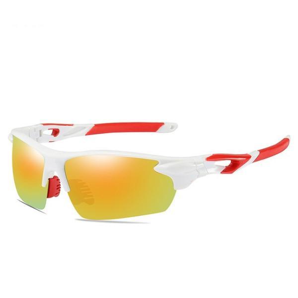 スポーツサングラス サングラス 偏光サングラス 偏光 ゴルフサングラス テニス バイク 野球 サイクリング ランニング メンズ レディース フィッシング ドライブ|si-susyoltupu|11
