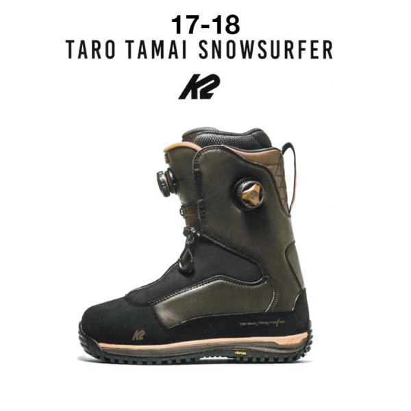 17-18 K2 TARO TAMAI SNOWSURFER ブーツ 早期予約