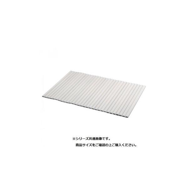 送料無料 (代引き不可)パール金属 シンプルピュア シャッター式風呂ふたL16 75×160cm アイボリー HB-3155