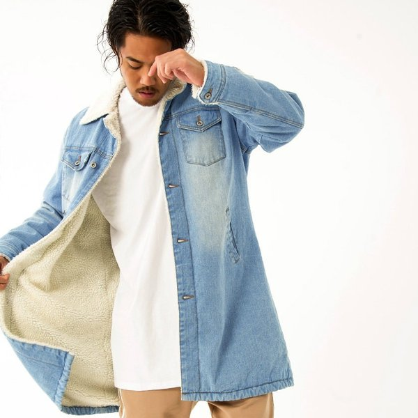 デニムジャケット メンズ
