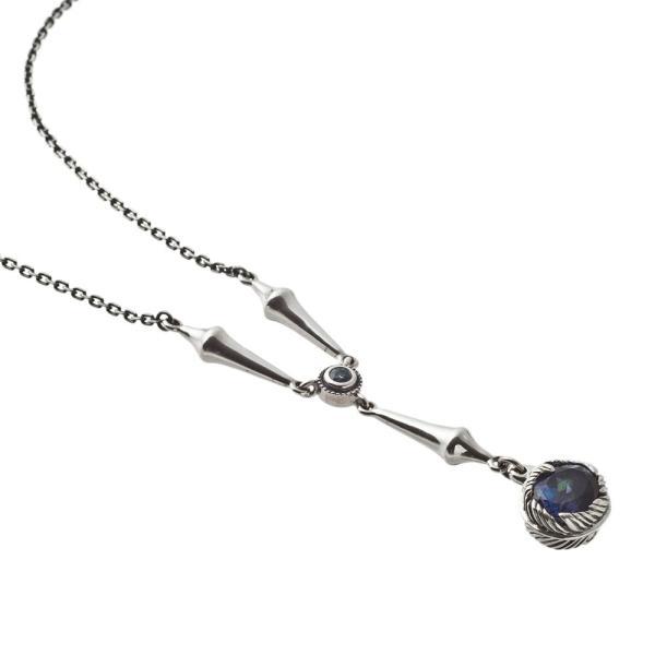 オーバルミスティックフェザーペンダント/ Artemis Classic/アルテミスクラシック (シルバー925製) acp0325|silveringrowth|04