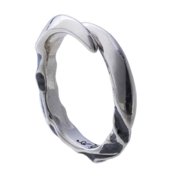アルテミスクラシック Artemis Classic テクスチャークローリング メンズ シルバーリング ACR0273|silveringrowth|06