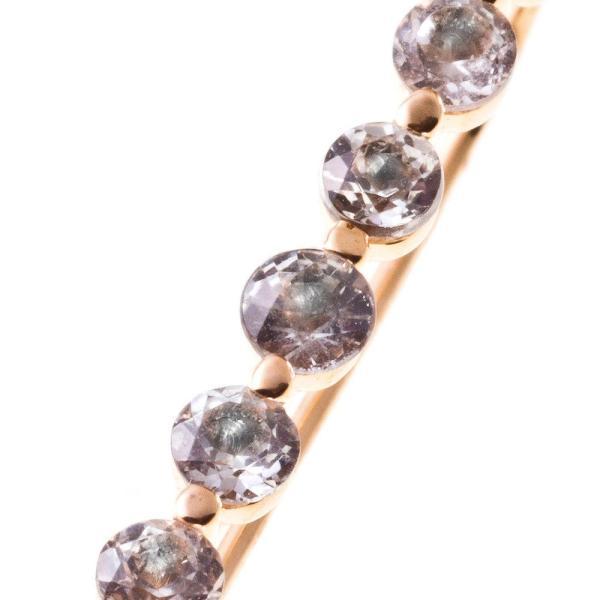 10金ホライゾンイヤークライマーピアス/片耳分/エレノアジュエリー/Elenore Jewelry|silveringrowth|07