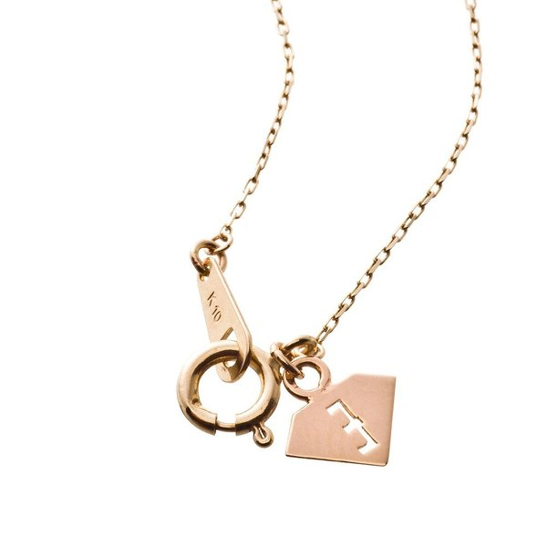 10金ルビーハートペンダント/エレノアジュエリー/Elenore Jewelry silveringrowth 05