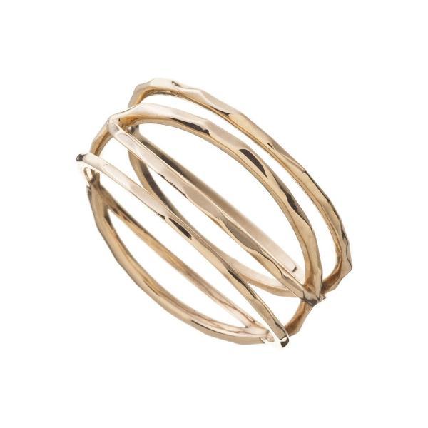 10金ラップリング/エレノアジュエリー/Elenore Jewelry|silveringrowth|02