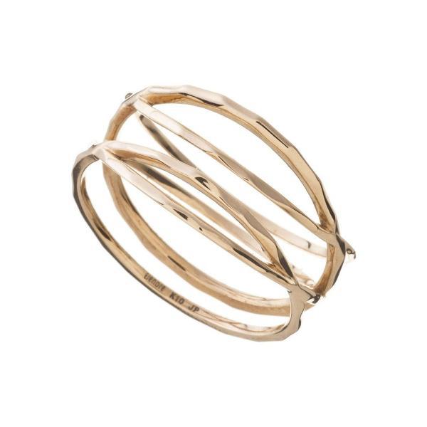 10金ラップリング/エレノアジュエリー/Elenore Jewelry|silveringrowth|03