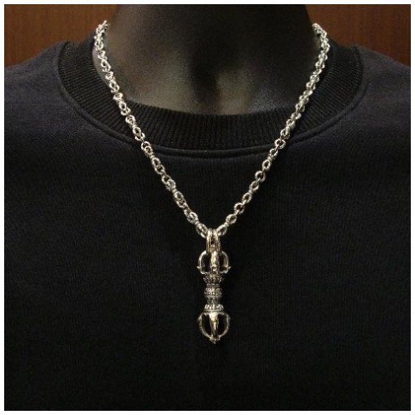 ZOCALO(ソカロ)クラウン・ドージェ : Crown Dorje (シルバー950製)|silveringrowth|03
