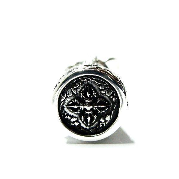 ZOCALO(ソカロ)クラウン・ドージェ・キング Crown Dorje King (シルバー950製)|silveringrowth|03