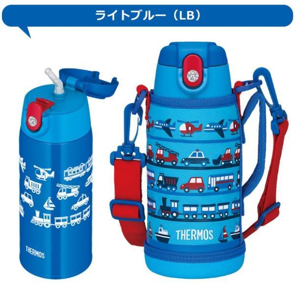 サーモス 2way 水筒 サーモス ステンレスボトル 水筒 コップ サーモス 水筒 子供用 サーモス 水筒 カバー サーモス 水筒 600ml ストロー 宅配便送料無料|sime-fabric|08