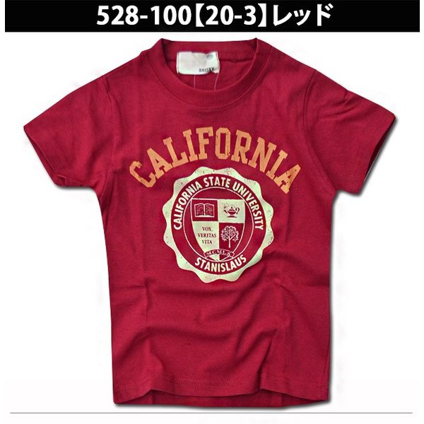 SHISKY アメカジ・プリントTシャツ キッズ ジュニア カレッジデザイン 半袖 ティーシャツ 男の子 110 120 130 140 150 160 2点以上で送料無料|sime-fabric|11