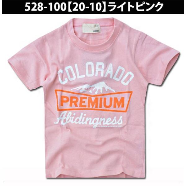 SHISKY アメカジ・プリントTシャツ キッズ ジュニア カレッジデザイン 半袖 ティーシャツ 男の子 110 120 130 140 150 160 2点以上で送料無料|sime-fabric|18