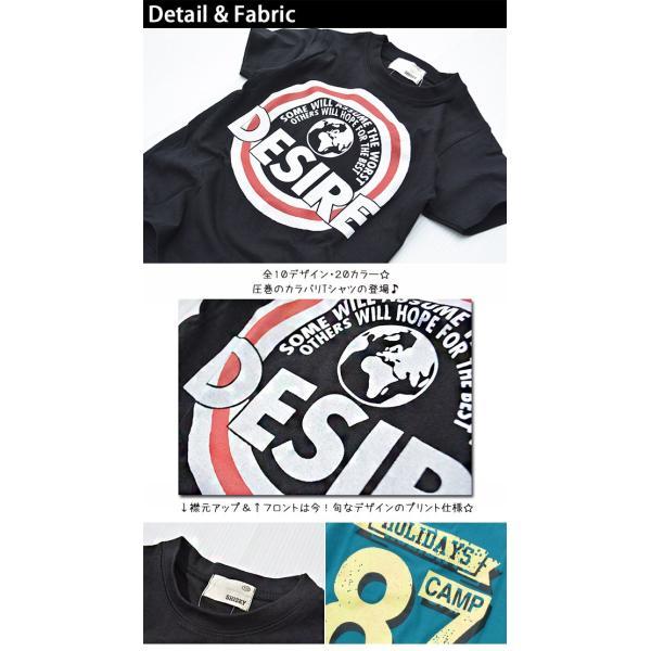 SHISKY アメカジ・プリントTシャツ キッズ ジュニア カレッジデザイン 半袖 ティーシャツ 男の子 110 120 130 140 150 160 2点以上で送料無料|sime-fabric|05