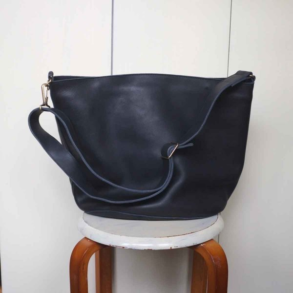 【定価41,040円】The Superior Labor シュペリオールレイバー bucket leather bag バケツ レザーバッグ 2 colors