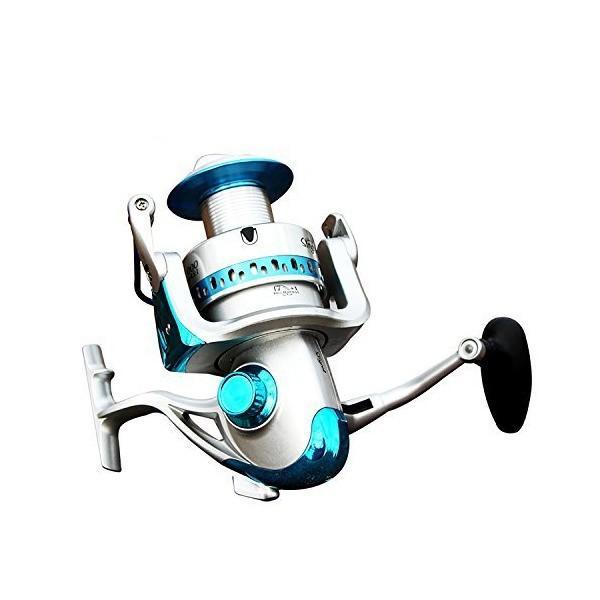 UPSLON リール スピニングリール 釣りリール 7+1BB 左巻き右巻き交換可能 海釣り アルミ合金製 SB11000