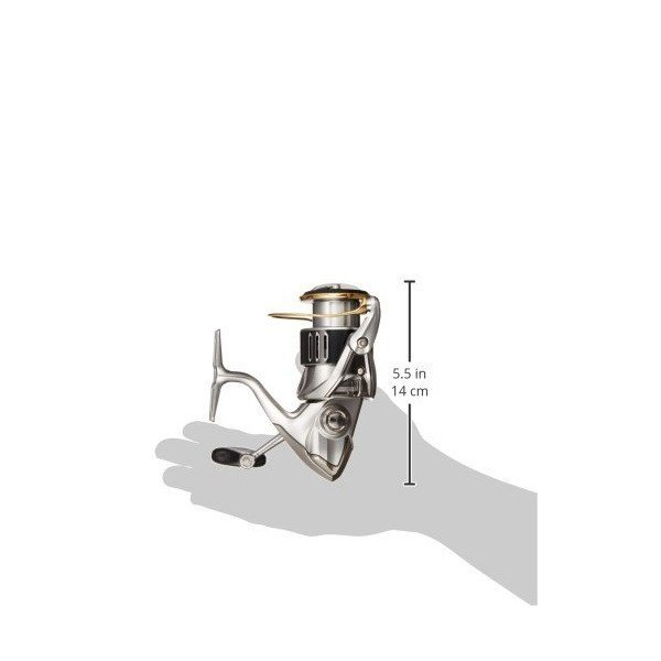シマノ (SHIMANO) スピニングリール 15 ツインパワー 4000PG