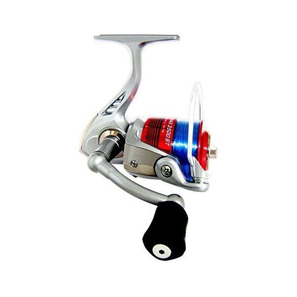 GLOBERIDE(グローブライド) リール スポーツライン SP V-MAX 3500ST 糸付