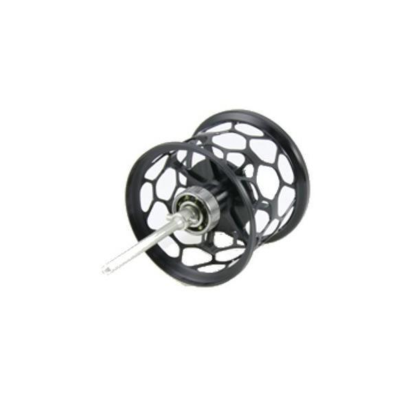 Avail(アベイル) リール Microcast Spool ALD1518TRI ms_ald1518tri_blk ブラック 溝深さ1.8mm
