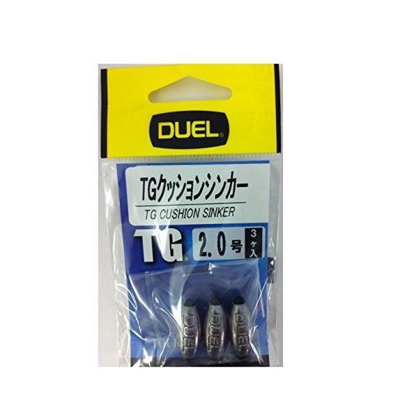 デュエル(DUEL) 磯(小物): TGクッションシンカー 1.0号