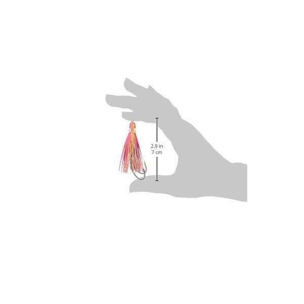 ヤマシタ(YAMASHITA) タコベー 段差針 2号 LP ラメ・ピンク