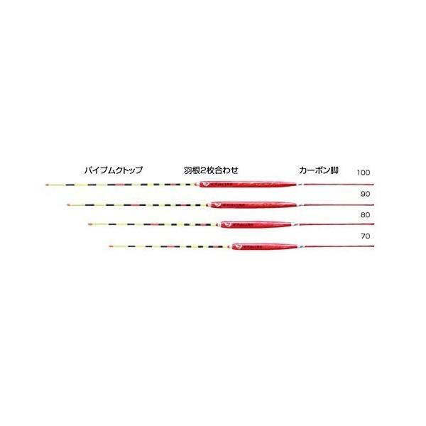 LINE SYSTEM(ラインシステム) MR-1 チョウチンパイプトップ 8.0cm 黄・黒