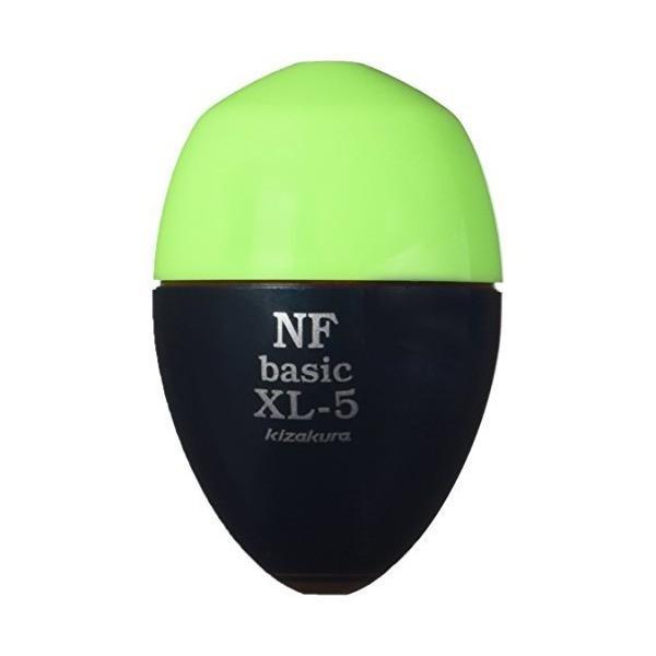 キザクラ(kizakura) NFシリーズ NF Basic XL 5 グリーン